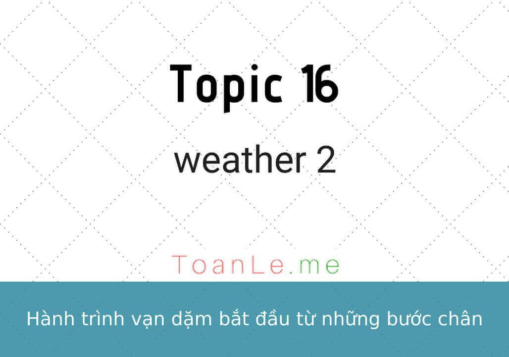 toanle me weather 2