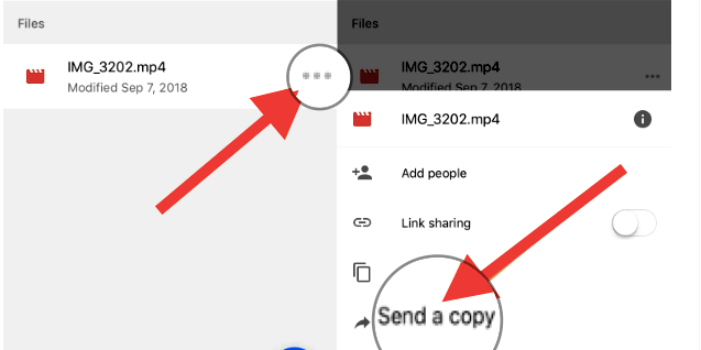 How To Play M4a Files From Google Drive On Iphone