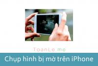 camera sau iphone 6 bị đen