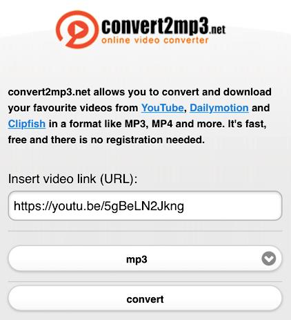 Tải nhạc từ Youtube về iPhone - Chuyển video trên Youtube
