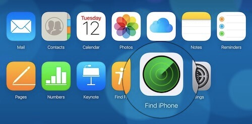 02 chon find iPhone