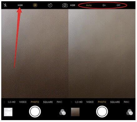 03 chuc nang HDR o camera