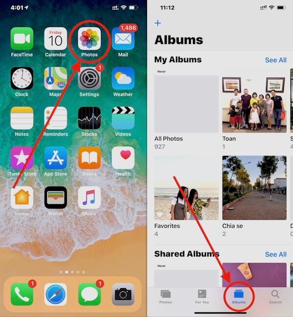 01 mo ung photos chon tab album