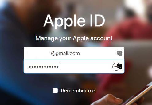 05 dang nhap apple ID