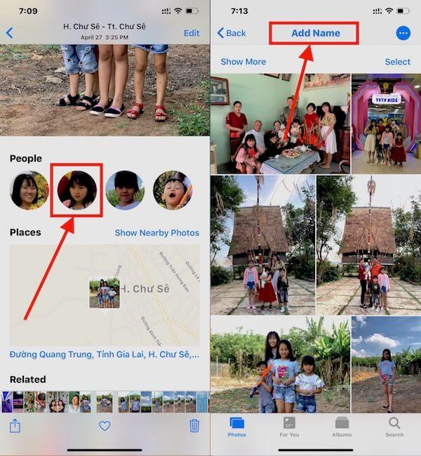 35 them ten cho khuon mat da duoc iphone nhan dang duoc