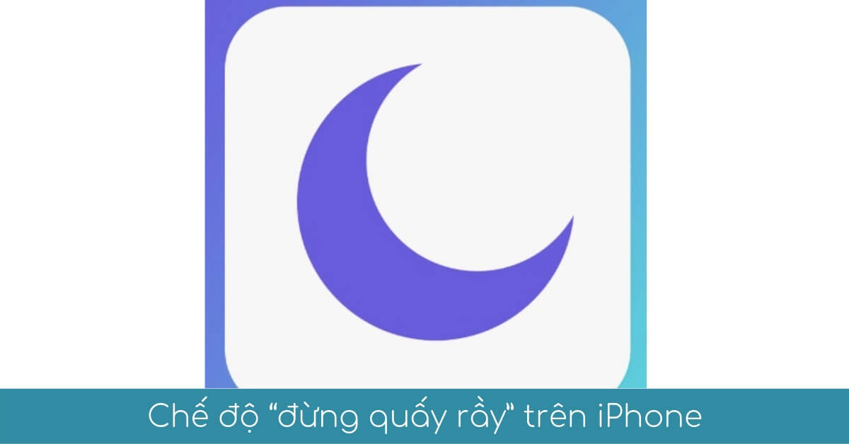 che do dung quay ray tren iPhone