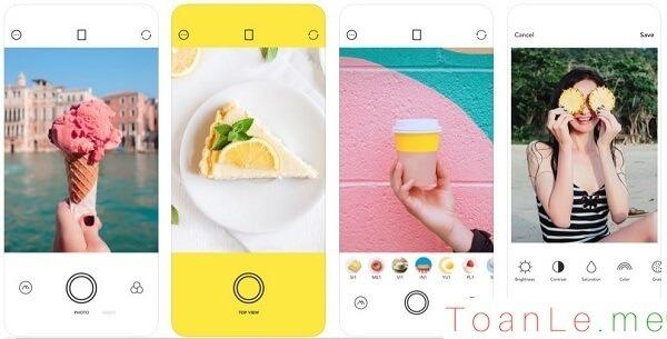 04 Foodie app