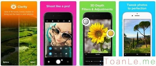 05 Camera+app