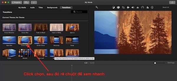 13 re chuot chon va xem nhanh video
