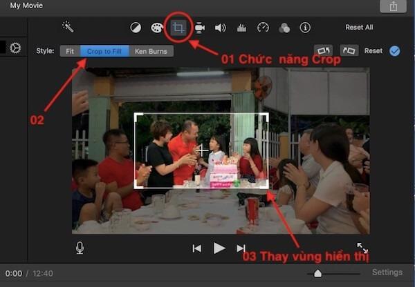 19 chon chuc nang crop