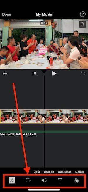 22 cac chuc nang chinh sua video