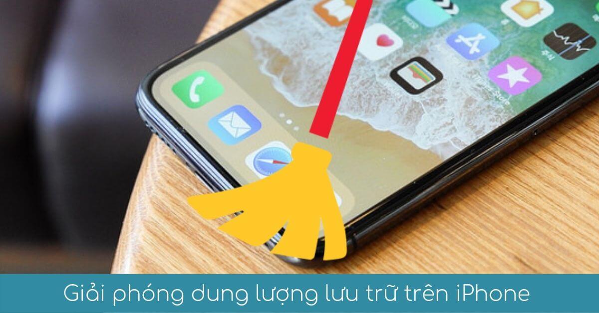 giai phong dung luong luu tru tren iphone