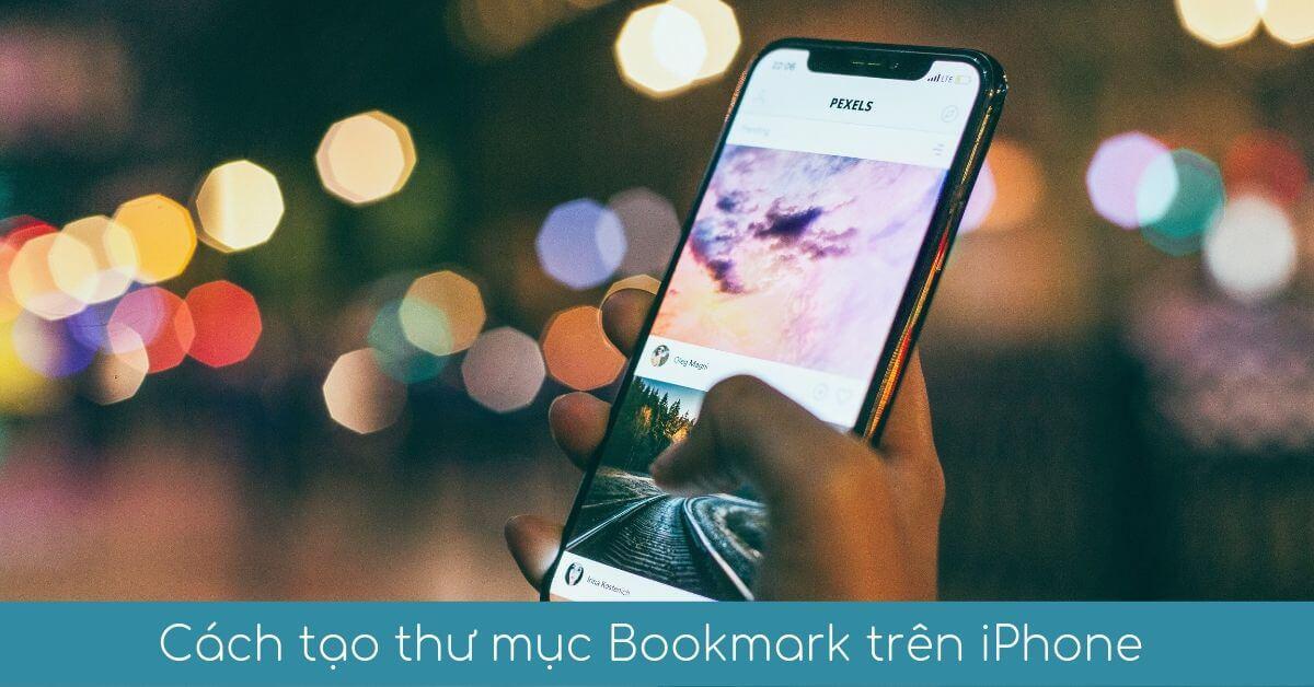 tao thu muc bookmark va cach luu bookmark