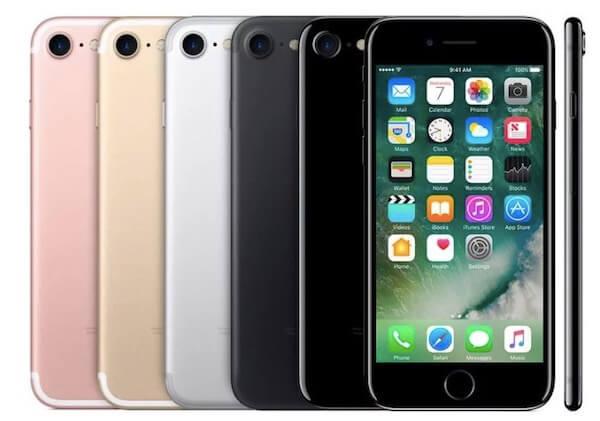 10 iphone 7