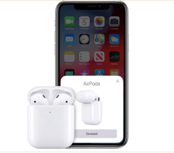 airpod ket noi iphone