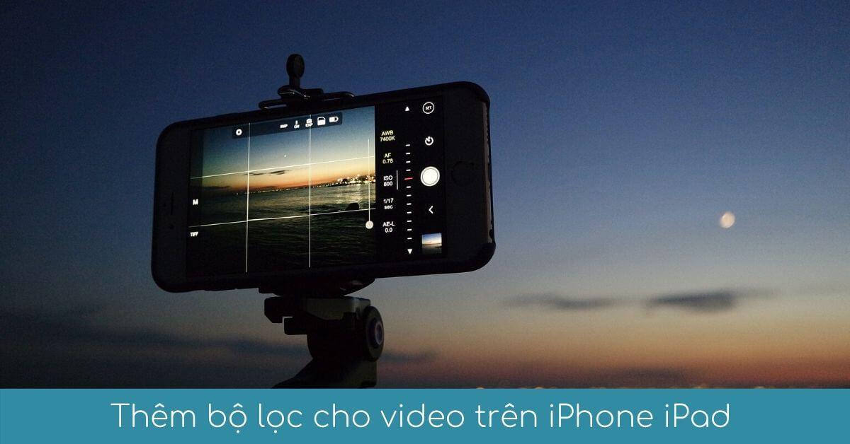 them bo loc cho iphone ipad