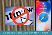 00 ngan chan website den tren iphone