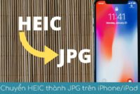 chuyen HEIC thanh JPG tren iPhone iPad