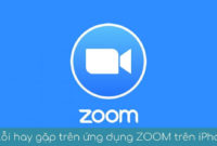 fix loi tren ung dung zoom tren iphone